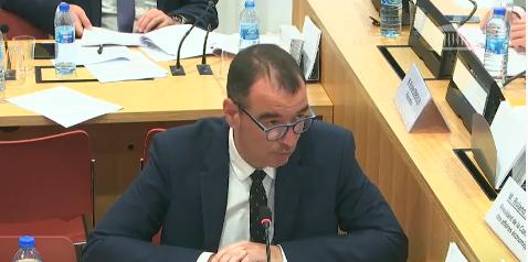 Intervention en Commission des affaires économiques sur la neutralité du net