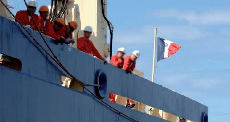 Budget 2018 : Maintien du régime des exonérations de cotisations sociales des entreprises de transports et de services maritimes françaises