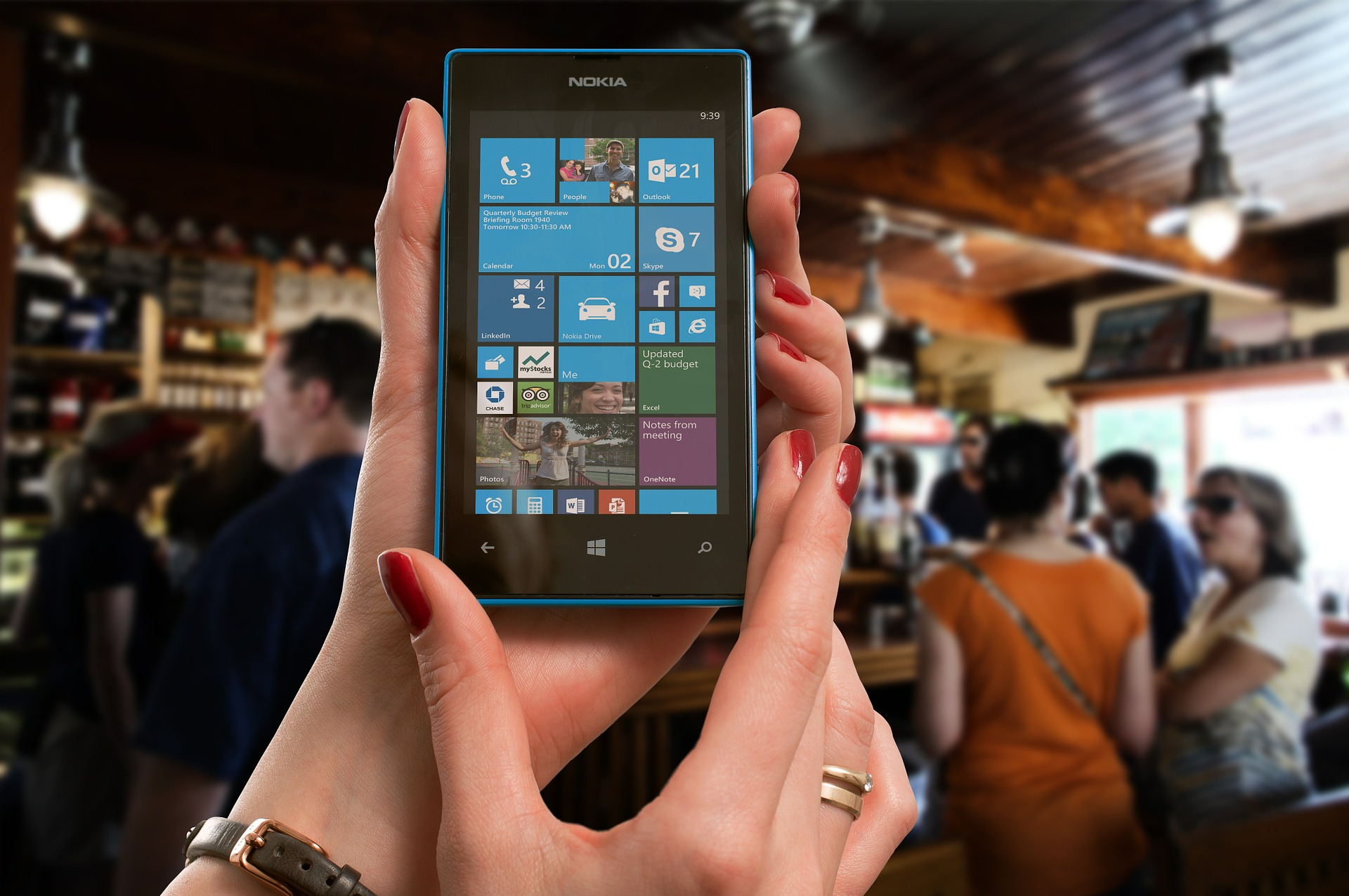 Situation du groupe Nokia en France : les engagements renouvelés doivent être respectés à la lettre