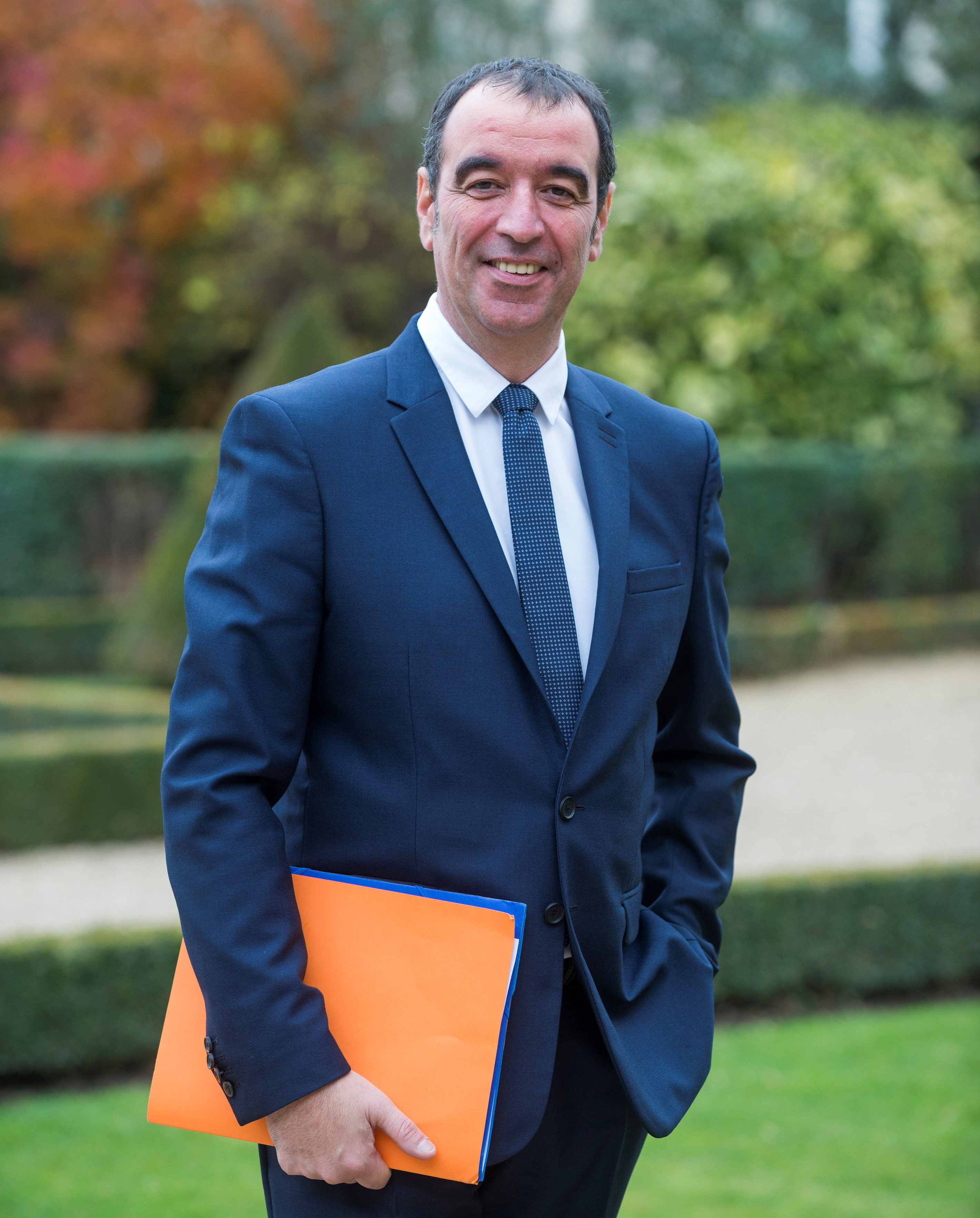 Le député Éric Bothorel parmi «les Bosseurs» de l'Assemblée nationale