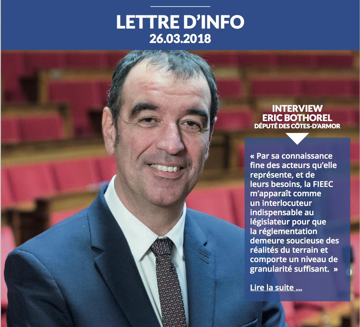 Interview FIEEC – Mes priorités d'action pour la politique industrielle française