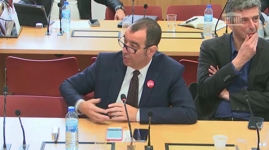 Question à Maxime Lombardini, Directeur général d'Iliad