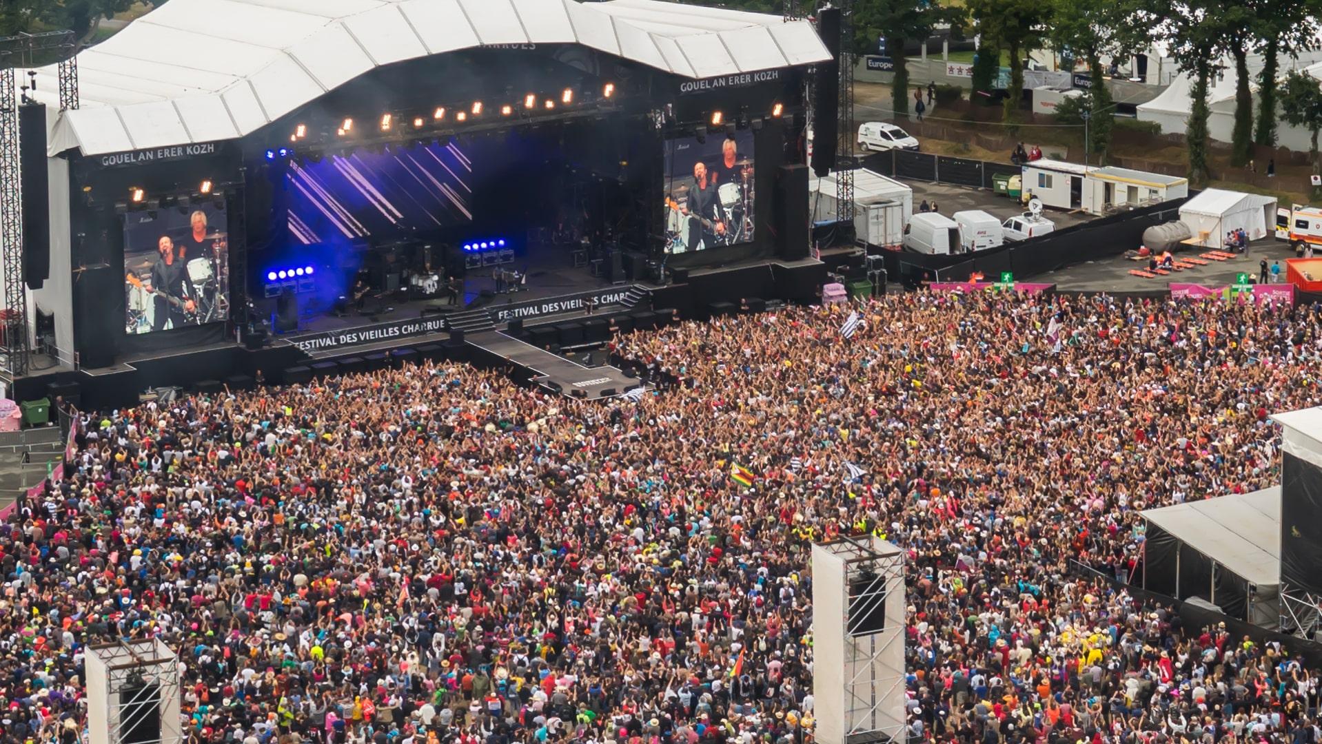 Avenir des festivals de musique en Bretagne