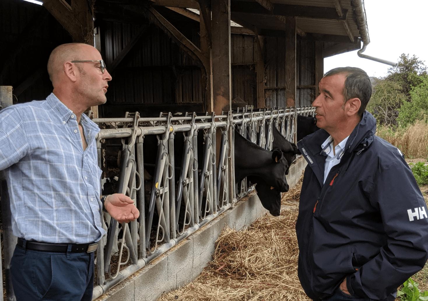 France 3 Bretagne : Eric Bothorel s'explique sur son vote en faveur du Ceta